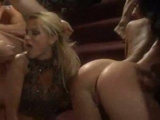 Jessica drake เป็นครั้งแรก เวลา จริง dped ชายสองหญิงหนึ่ง double penetration