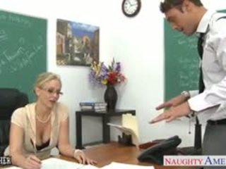 Seks mësues julia ann qirje