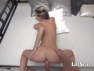 Gina Gerson - Petite Girl Playing with a Huge Dick POV