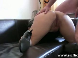 Punch Fisting And Ass Fucking My Friends Wife