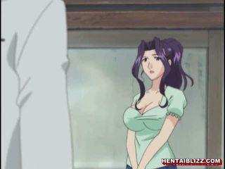জাপানি, বিগ boobs, hentai