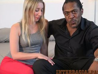 blowjobs, blondes, interracial
