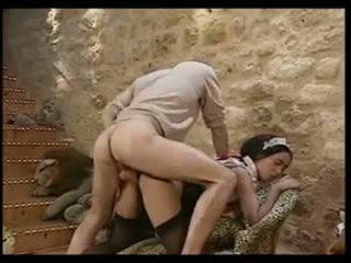 sesso di gruppo, francese, annata