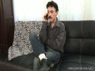 brunette, hardcore sex, thổi công việc