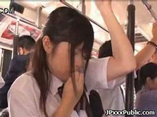 Seksikas jaapani teismeliseiga fuck sisse avalik places 34