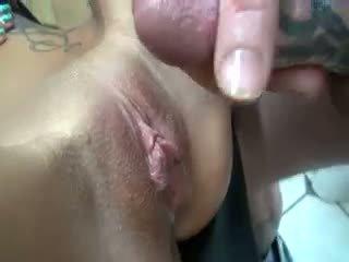 Сперма на манда