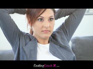 Aranyos lány takes durva anális szereplőválogatás session