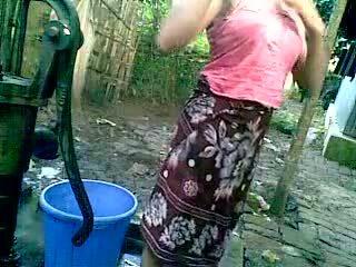 Bangladeshi - deshi fata imbaiere afara și recording