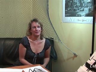 Casting amateur rijpere francaise grave sodomisee et dp