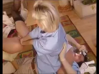 משובח double פיסטינג, חופשי גרמני פורנו וידאו 27