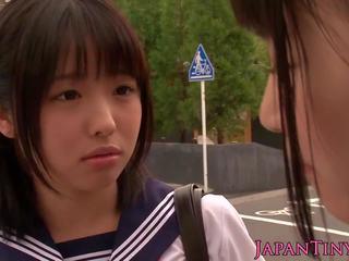 japanese, threesomes, facials