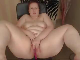 Mollig bleek roodharige squirts, gratis mollig gratis porno video- 67