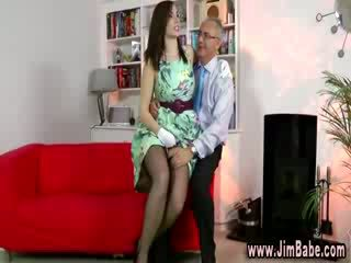 Seksual posh gutaran jelep gets herself off