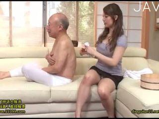 יפני, מציצה, cumshot