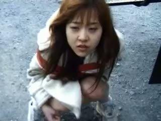 Κορεατικό μουνί beautifully destroyed