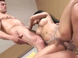 Priva goes เพศสัมพันธ์ เถื่อน getting dp pounded ด้วย powerful นักกีฬา
