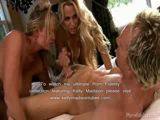 Holly halston tied gagged ja perses poolt rinnakas sõber kelly madison