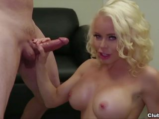 big tits, pov, blonde