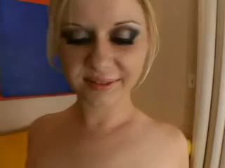 Aaralyn barra - pirang is practicing for the creampie olinpic
