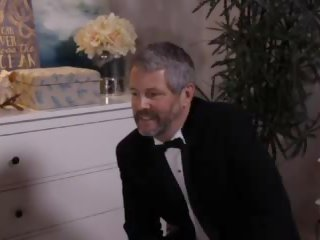 Huwelijk nacht hoorndrager, gratis huwelijk hoorndrager porno video- 40