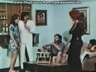 klasický, retro, pornohvězdami