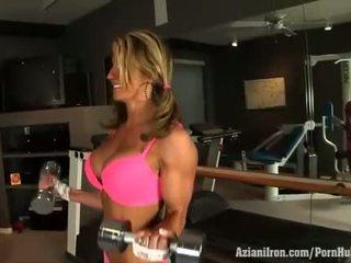 piemērotība, teasing, muskuļi