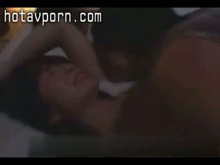 sexo oral, japonês, lambendo vagina