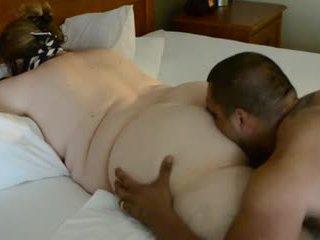 аматьорски секс, bbw, приятел