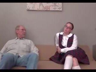 Daughter Has an Attitude, Free Dad Porn Video aa