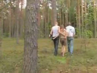 threesome, outdoor, teen