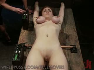 marteling, afgedroogd, pervers