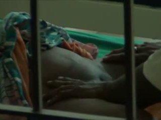 Desi dorp koppel doen seks in ziekenhuis video-