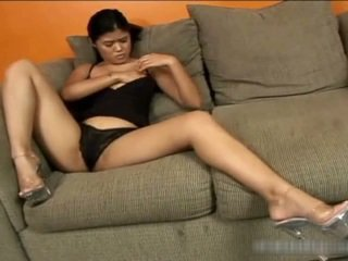 Asian Babe Fucked By Big Cock