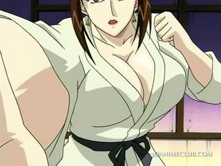 Hentai sex sklave gets heiß nippel teased im