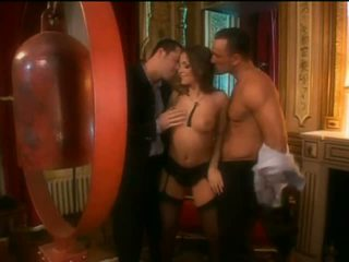 Oksana трійця - pornochic - marc dorcel productions