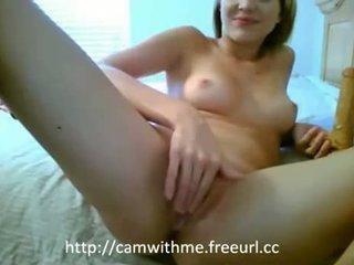 pirang, ideal webcam, onani