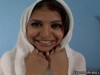طبيعي مصرية فتاة gets لها كس
