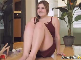 Masturbating Busty Cutie, Free Danielle FTV HD Porn 0e
