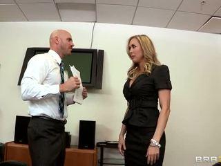 Brandi evaluation ejakulācija video