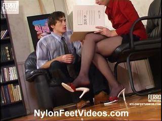 Rosa en marcus wondermooi panty voeten film