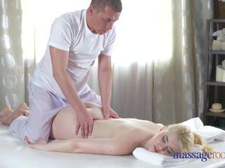 Massage rooms bleek skinned beauty takes vet lul: porno 2b
