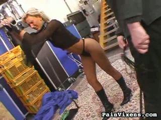 Suspension en whips
