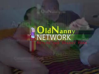 Oldnanny Threesome Mature Sex With Two Ladies
