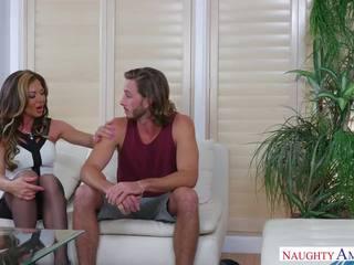 Hot Friend's Mom Nina Dolci