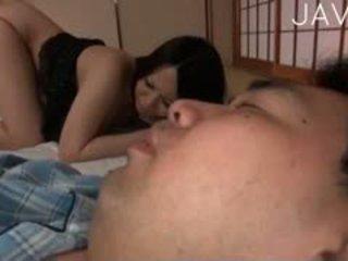 اليابانية, كبير الثدي, titjob