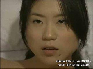 Japońskie lesbijskie autobus seks part2