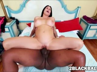 Sheila marie pleases 巨大 暗 公雞