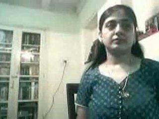 Gravida indian cuplu futand pe camera web - kurb