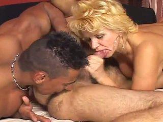groepsseks, biseksueel, bi sex porno