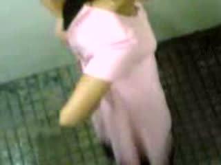 Indiyano girls taped taking pee video